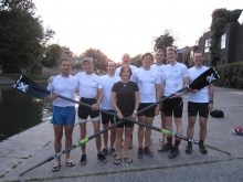 Cambridge Bumps July 2014